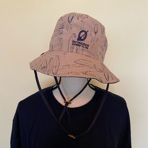Outrigger Canoe Club bucket hat one size